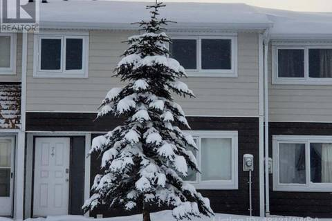 Townhouse for sale at 74 97 Ave Grande Cache Alberta - MLS: 48721
