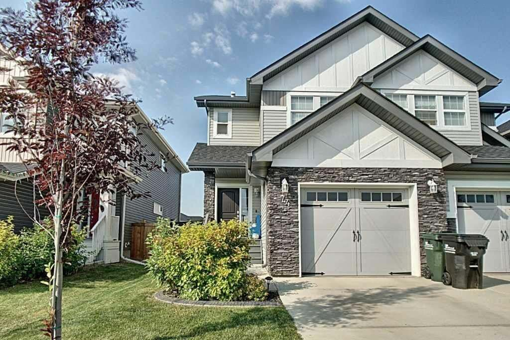 Townhouse for sale at 74 Abbey Rd Sherwood Park Alberta - MLS: E4208699