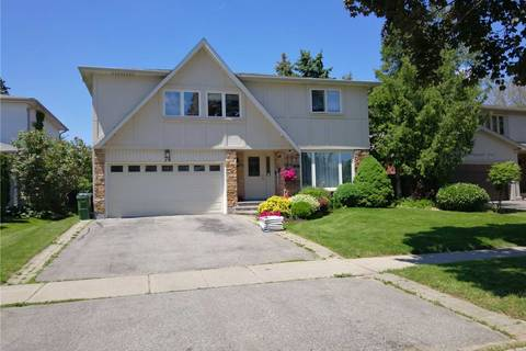 House for rent at 74 Abbeywood Tr Toronto Ontario - MLS: C4487219