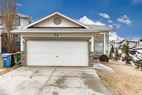 House for sale at 74 Arbour Stone Ri Northwest Calgary Alberta - MLS: C4275546