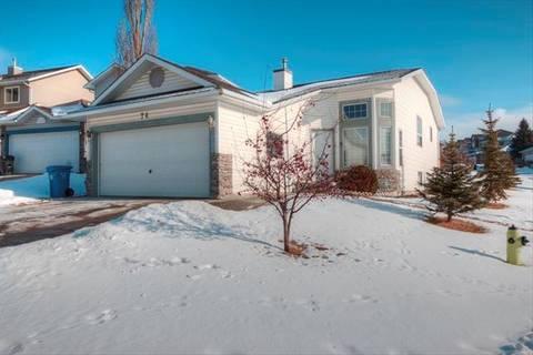 House for sale at 74 Arbour Stone Ri Northwest Calgary Alberta - MLS: C4287001