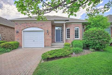 House for sale at 74 Arnie's Chance Wy Whitchurch-stouffville Ontario - MLS: N4783545
