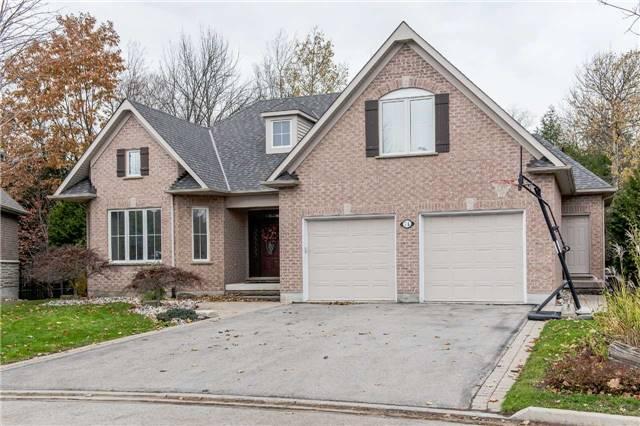 House for sale at 74 Auburn Lane Clarington Ontario - MLS: E4302214