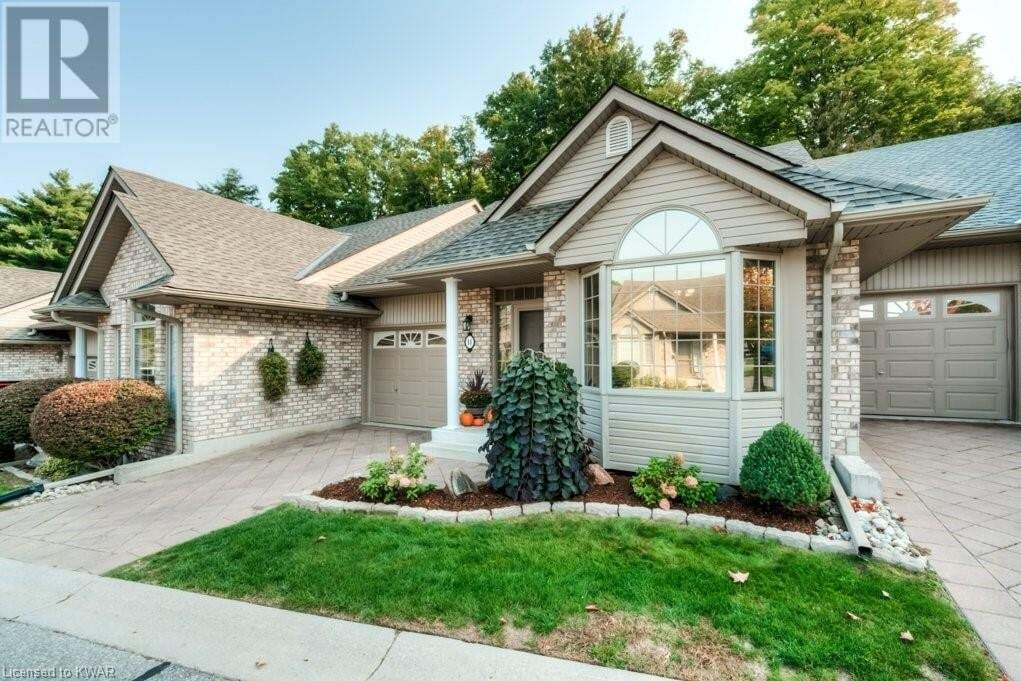 Townhouse for sale at 74 Autumn Ridge Tr Kitchener Ontario - MLS: 40025098