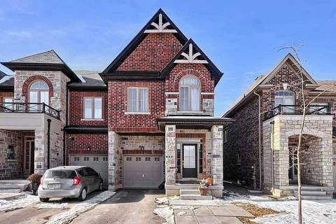 Townhouse for sale at 74 Beechborough Cres East Gwillimbury Ontario - MLS: N4687655