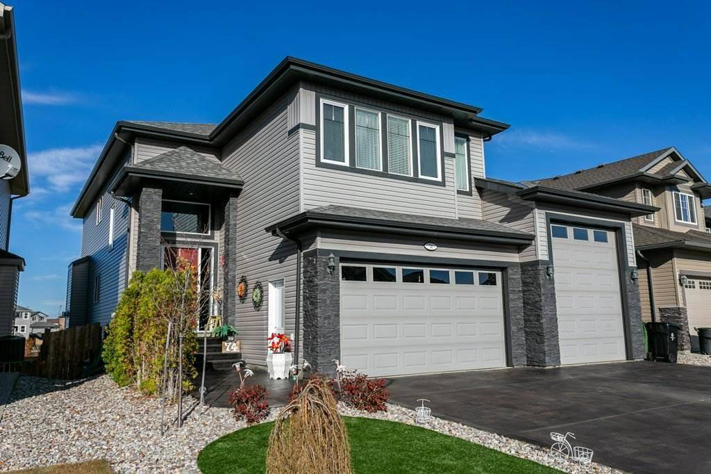 House for sale at 74 Caragana Wy Fort Saskatchewan Alberta - MLS: E4188172