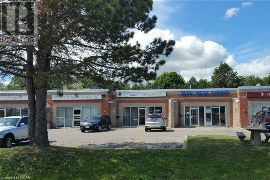 Commercial property for lease at 74 Cedar Pointe Dr Barrie Ontario - MLS: 40008743