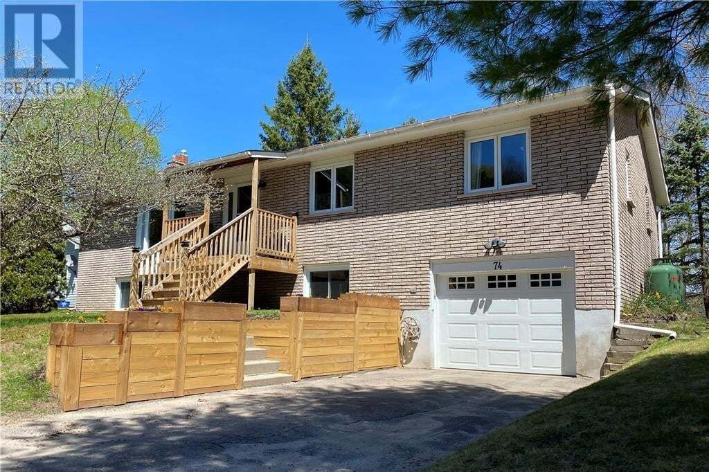 House for sale at 74 Chemaushgon Rd Bancroft Ontario - MLS: 260973