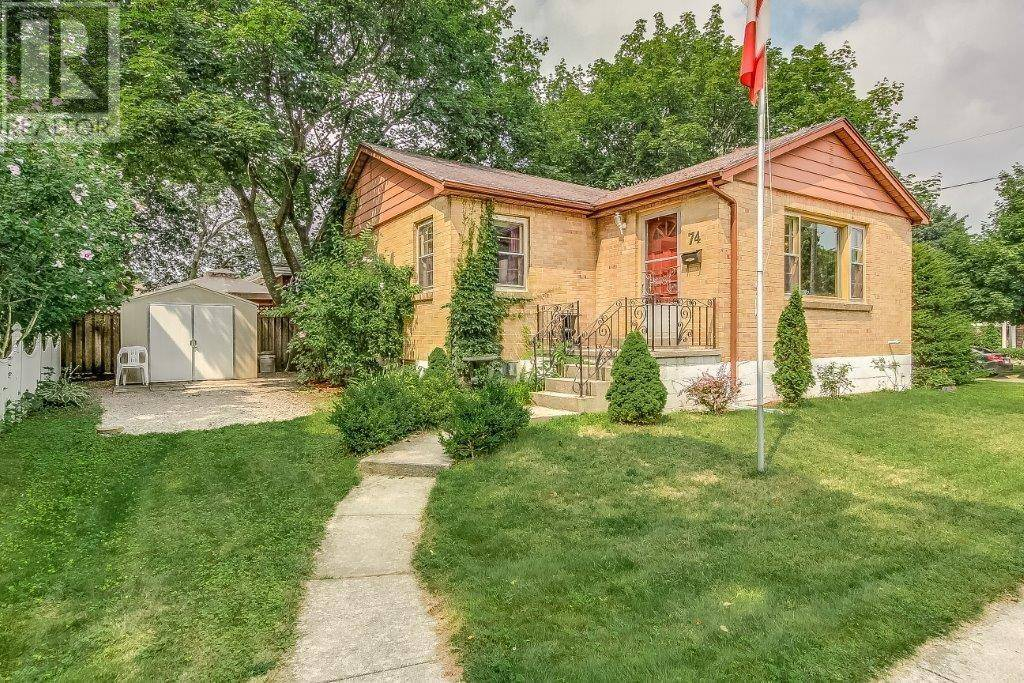 House for sale at 74 Crescent Blvd Simcoe Ontario - MLS: 30756964