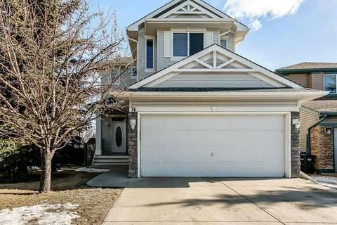 House for sale at 74 Crystalridge Cs Okotoks Alberta - MLS: C4289474