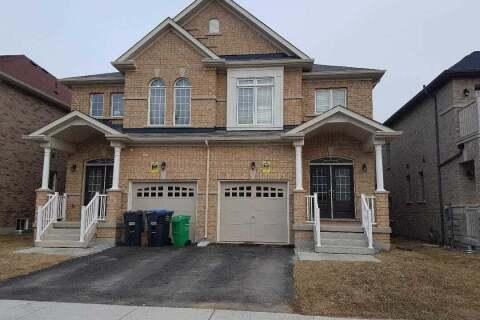 Townhouse for rent at 74 Dawes Dr Brampton Ontario - MLS: W4796642