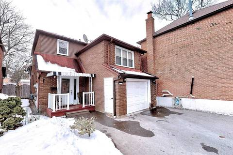 House for sale at 74 Deanscroft Sq Toronto Ontario - MLS: E4695475