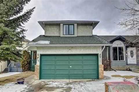 House for sale at 74 Deerview Te Southeast Calgary Alberta - MLS: C4293004