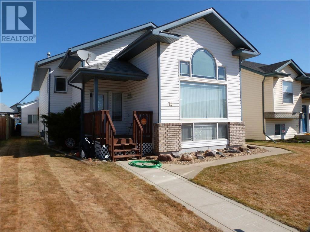 House for sale at 74 Donald Cs Red Deer Alberta - MLS: ca0186584
