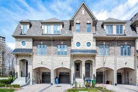 Townhouse for sale at 74 Dryden Wy Toronto Ontario - MLS: W4787650