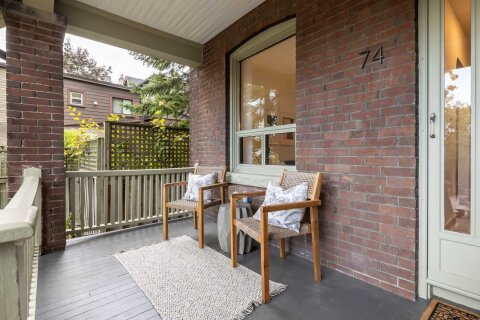 Townhouse for sale at 74 Duvernet Ave Toronto Ontario - MLS: E4969427