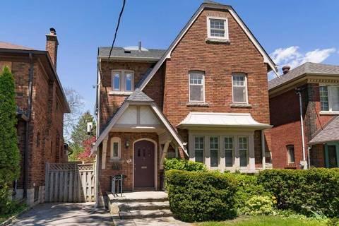 House for sale at 74 Elwood Blvd Toronto Ontario - MLS: C4458258