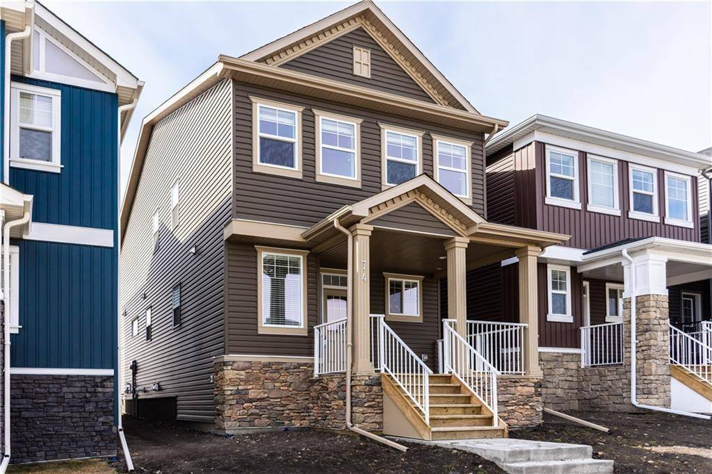 House for sale at 74 Evanscrest Ht Nw Evanston, Calgary Alberta - MLS: C4232886