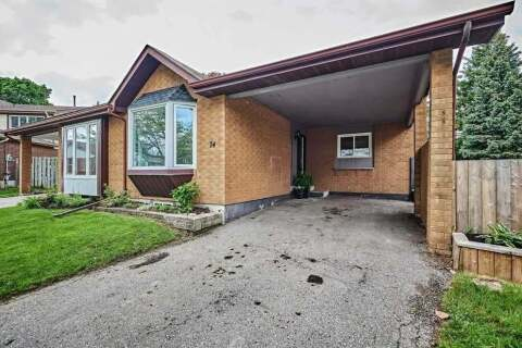 Townhouse for sale at 74 Guthrie Cres Whitby Ontario - MLS: E4776277