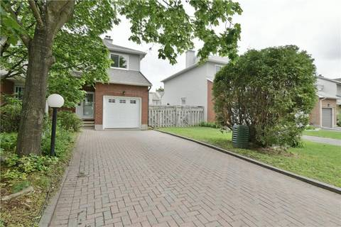 Townhouse for sale at 74 Halley St Ottawa Ontario - MLS: 1149803