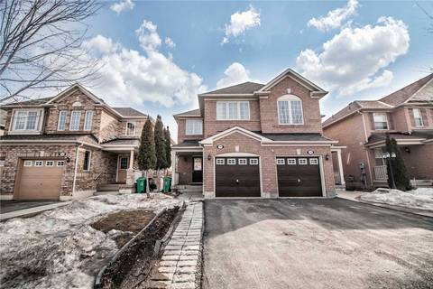 Townhouse for sale at 74 Herdwick St Brampton Ontario - MLS: W4389564