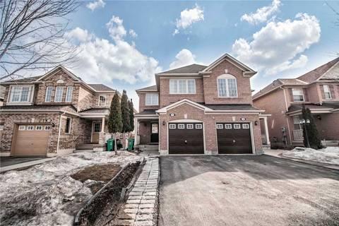 Townhouse for sale at 74 Herdwick St Brampton Ontario - MLS: W4389564