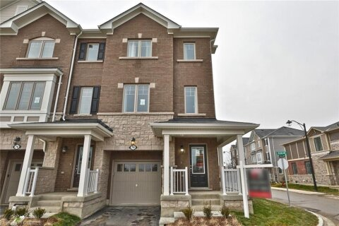 Townhouse for sale at 74 Hibiscus Ln Hamilton Ontario - MLS: 40055633