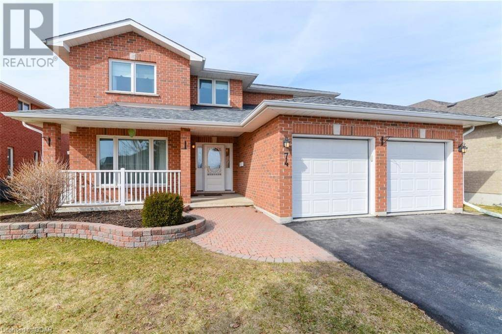 House for sale at 74 Hickory Gr Belleville Ontario - MLS: 251344