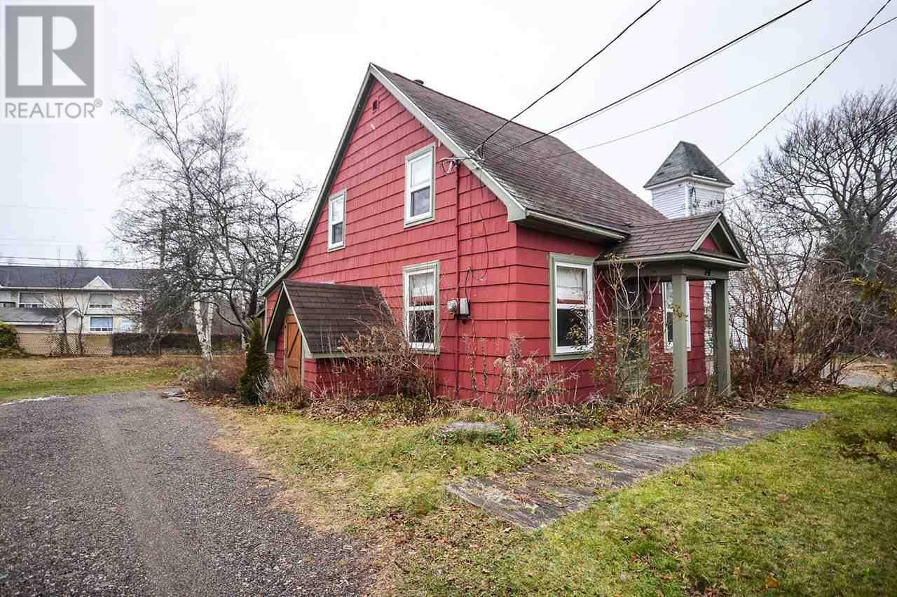 House for sale at 74 Highland Ave Wolfville Nova Scotia - MLS: 201927063