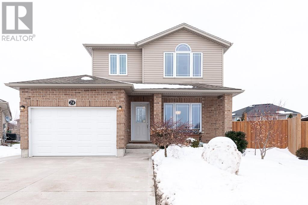 Removed: 74 Homefield Court, St Marys, ON - Removed on 2020-03-07 05:27:04