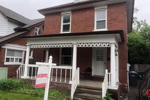 Townhouse for sale at 74 John St Brampton Ontario - MLS: W4491185