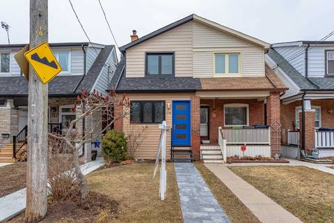 Townhouse for sale at 74 Lawlor Ave Toronto Ontario - MLS: E4733022
