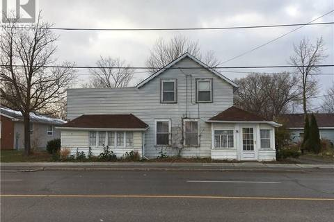 House for sale at 74 Lindsay St Fenelon Falls Ontario - MLS: 164400