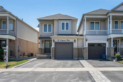 House for sale at 74 Longueuil Pl Whitby Ontario - MLS: E4813322
