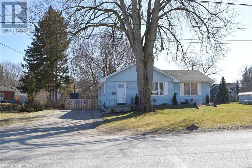 House for sale at 74 Maitland Te Strathroy Caradoc (munic) Ontario - MLS: 250483