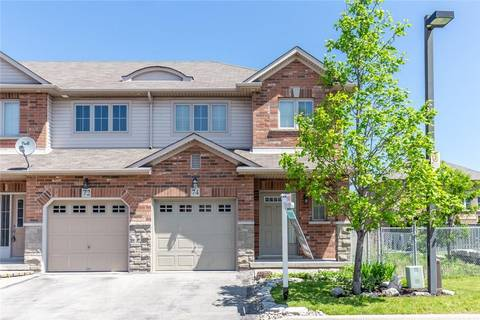 Townhouse for sale at 74 Marina Point Cres Stoney Creek Ontario - MLS: H4055678