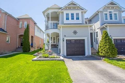 Townhouse for sale at 74 Mccurdy Dr New Tecumseth Ontario - MLS: N4460634