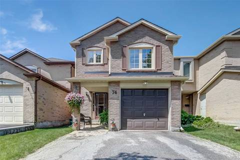 House for sale at 74 Mcmorran Cres Vaughan Ontario - MLS: N4516461