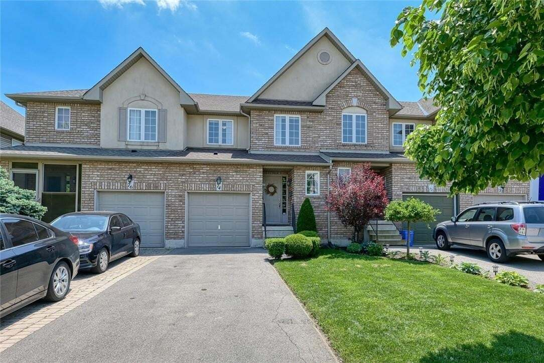 Townhouse for sale at 74 Meadow Wood Cres Stoney Creek Ontario - MLS: H4079451