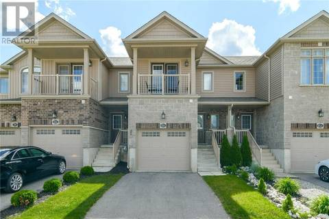 Townhouse for sale at 74 Meadowridge St Kitchener Ontario - MLS: 30747063