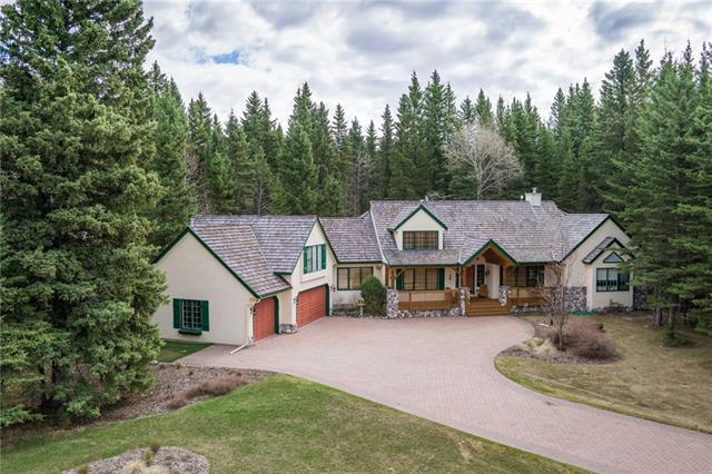 Sold: 74 Mountain Lion Drive, Bragg Creek, AB