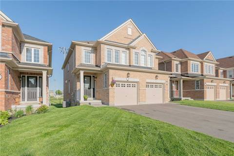 Townhouse for sale at 74 Narbonne Cres Hamilton Ontario - MLS: X4484721