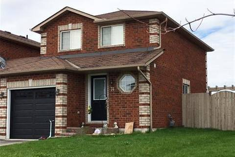 House for sale at 74 Raymond Cres Barrie Ontario - MLS: 30730830