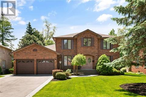 House for sale at 74 Rembrandt Ct Ancaster Ontario - MLS: 30746312