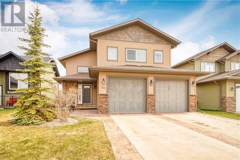 House for sale at 74 Rozier Cs Sylvan Lake Alberta - MLS: ca0166312