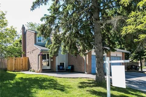 Townhouse for sale at 74 Salisbury Circ Brampton Ontario - MLS: W4484288