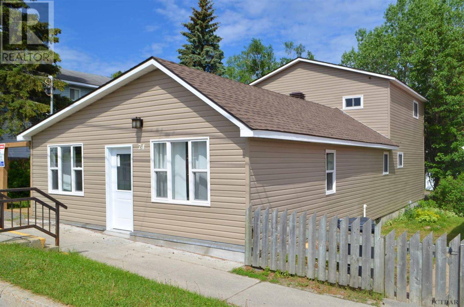 House for sale at 74 Second St Kirkland Lake Ontario - MLS: TM190316