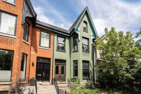 Townhouse for sale at 74 Shaftesbury Ave Toronto Ontario - MLS: C4877129