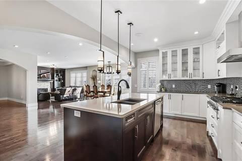 House for sale at 74 Silverado Ranch Wy Southwest Calgary Alberta - MLS: C4278366