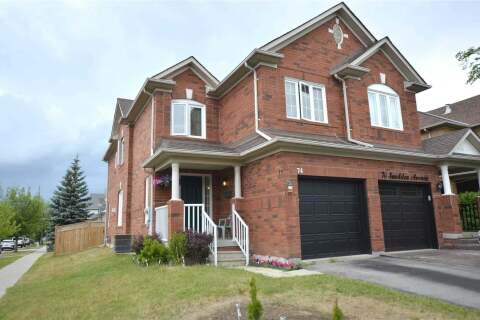 Townhouse for sale at 74 Snedden Ave Aurora Ontario - MLS: N4950685